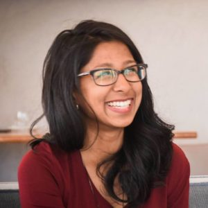 Headshot of Mathura Mahendren