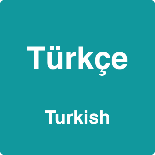 Turkish Library Button