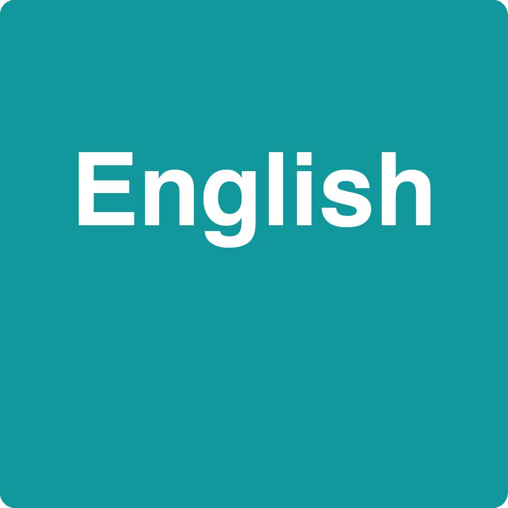 English Library Button